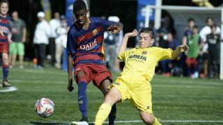 XX Torneo internacional LaLiga Promises Miami - Tercera jornada de competición. VILLARREAL - BARÇA SEMIS