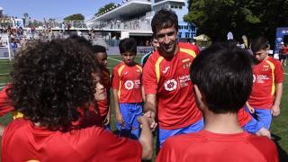 XX Torneo internacional LaLiga Promises Miami - Tercera jornada de competición. ALLSTARS