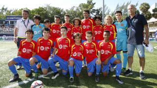 XX Torneo internacional LaLiga Promises Miami - Tercera jornada de competición.