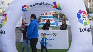 Fan zones LaLiga NonStop - Fan zone Vigo.