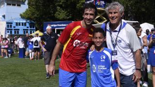 XX Torneo internacional LaLiga Promises Miami - Tercera jornada de competición. VALENCIA - BARÇA FINAL