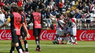 Abril: Miku marca el gol 700 de la historia del Rayo Vallecano.