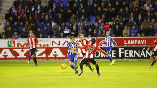 Alavés - Bilbao Athletic.