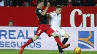 Una vez más el francés Kevin Gameiro fue el artífice del triunfo del Sevilla por 2-0 sobre el Athletic Club gracias a dos nuevos goles, uno en cada mitad del partido