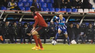 Deportivo - Mirandés. Deportivo de La Coruña-Mirandés