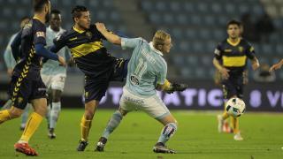 Celta - Cádiz CF.