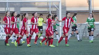 Lizaso abrió el marcador del Oviedo Moderno - Athletic Club de la Primera División Femenina.