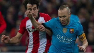 Athletic - FC Barcelona. ATHLETIC BILBAO BARCELONA
