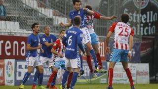 Lugo - R. Oviedo. Lugo-Oviedo