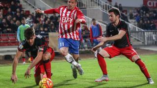 Girona - Bilbao Athletic.