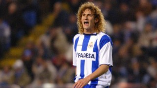 Coloccini. RC Deportivo. Temporada 2004/05.