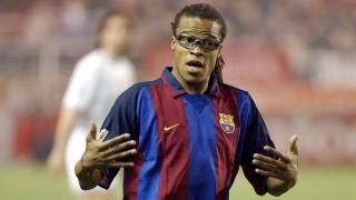 Edgar Davids. FC Barcelona. 2003/04.