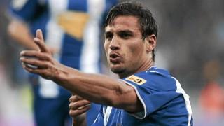 Osvaldo. RCD Espanyol. Temporada 2009/10.