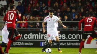 Mirandés - Sevilla.