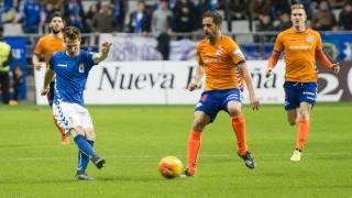 R. Oviedo - Alavés.