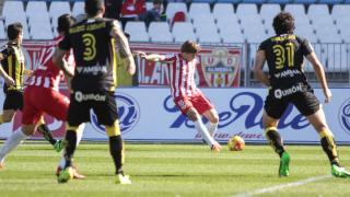 Almería - Zaragoza.