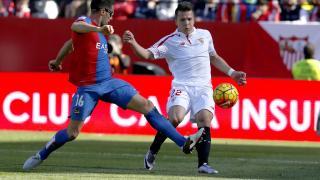 Gracias a su gol en la recta final del partido Yevhen Konoplyanka sentenció el triunfo del Sevilla por 3-2 sobre el Levante UD que permitía al equipo andaluz enlazar diez victorias seguidas en casa en la Liga BBVA