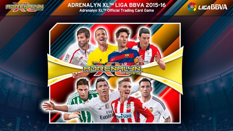 La Colección Adrenalyn Xl Liga Bbva Regresa Con Más Fuerza Laliga