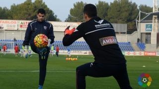 Adrián Mallén (SD Huesca)