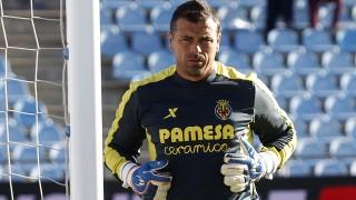 Jesús Unanua (Villarreal CF)