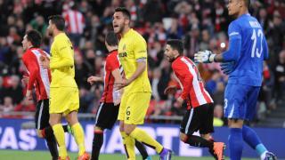 Athletic - Villarreal. ATHLETIC DE BILBAO-VILLARREAL 06-02-2016