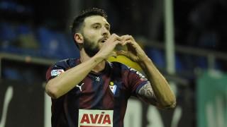 Borja Bastón firmó su 16º tanto en la Liga BBVA