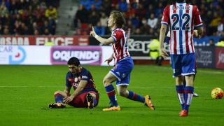 Sporting - FC Barcelona.