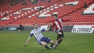 Bilbao Athletic - Ponferradina. bilbao ath ponferradina