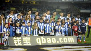 R. Sociedad - Málaga. PARTIDO