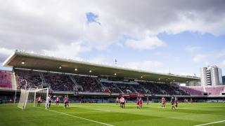 2.413 espectadores presenciaron en el Miniestadi el FC Barcelona - Athletic de la Primera División Femenina.
