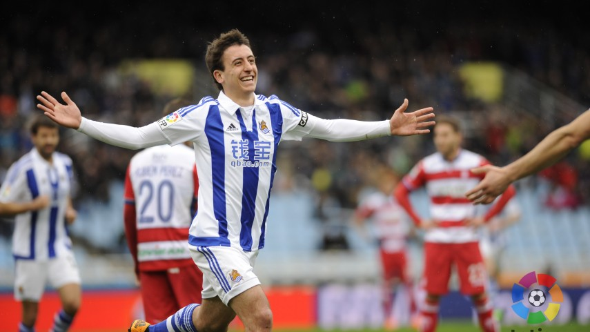 Ten things you may not know about Mikel Oyarzabal | Liga de Fútbol ...