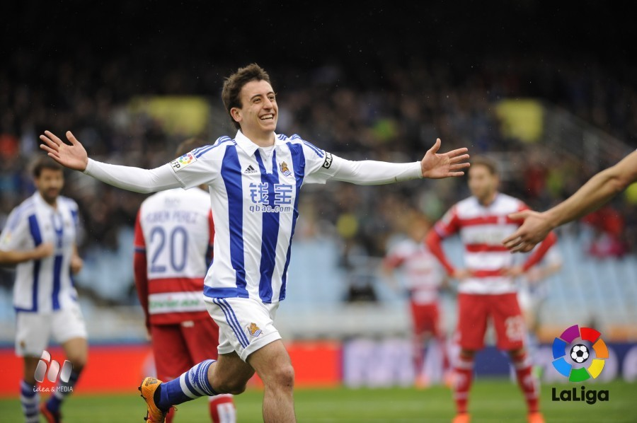Ten things you may not know about Mikel Oyarzabal | LaLiga