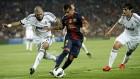 07/10/2012 Barcelona 2-2 Real Madrid / EFE/Albert Olivé