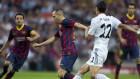 26/10/13 Barcelona 2-1 Real Madrid / EFE/ Alejandro García