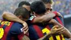 26/10/13 Barcelona 2-1 Real Madrid / EFE/Alberto Estévez