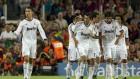 07/10/2012 Barcelona 2-2 Real Madrid / EFE/Alejandro García