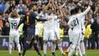 02/03/2013 Real Madrid 2-1 Barcelona / EFE/Alberto Martin