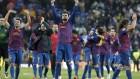 10/12/2011 Real Madrid 1-3 Barcelona / EFE/Chema Moya