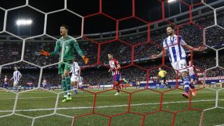 Atlético - R. Sociedad.