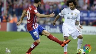La melena de Marcelo, la más conocida del Real Madrid