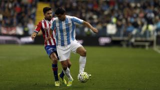 Málaga - Sporting. MALAGA-SPORTING DE GIJON