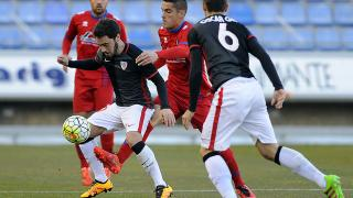 Numancia - Bilbao Athletic.