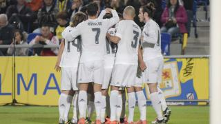 Las Palmas - R. Madrid.