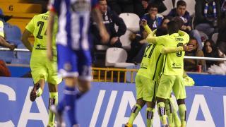 Deportivo - Levante.
