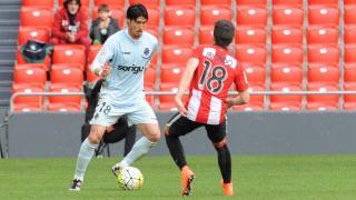 Bilbao Athletic - Nàstic. Bilbao Athletic-Nastic Tarragpna, 20-03-2016