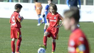 ÍscarCup 2016 LaLiga Promises - Primera jornada de competición. PARTIDO DEPORTIVO - GETAFE