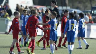 ÍscarCup 2016 LaLiga Promises - Primera jornada de competición. ESPANYOL - TROPEZON