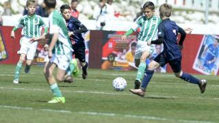 ÍscarCup 2016 LaLiga Promises - Primera jornada de competición. REAL BETIS - PSG