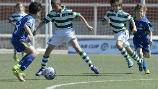 ÍscarCup 2016 LaLiga Promises - Primera jornada de competición. Partido Getafe - Sporting de Lisboa