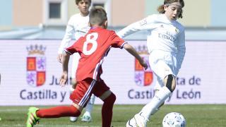 ÍscarCup 2016 LaLiga Promises - Primera jornada de competición. Partido Real Madrid - Dallas